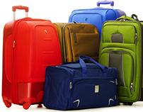 FashioninVogue Luggage