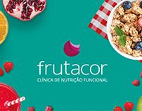 Capa para ebook - Frutacor