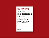 El Canto y sus exponentes en la Escuela Italiana