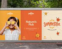 Summerina Identity | Fresh Produce Group