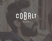 Cobalt Music Web Design