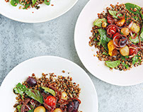 Summer salads to savour