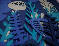 Papercutting / Nature