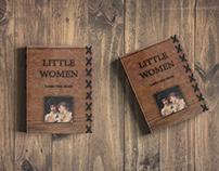 Little Women Book Dust Jacket