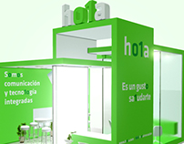 hol1a stand