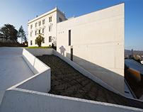 Colegio mayor Jaizkibel. Otxotorena Arquitectos.