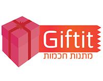 Giftit- social gift finding app