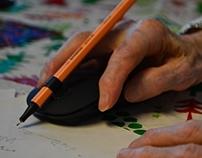 Digi-Pen: Assisted-Writing for Rheumatoid Arthritis
