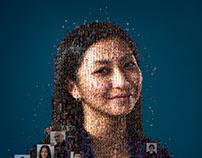 1000 Portraits in 1