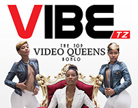 Vibe Magazine  TZ (Issue 14)