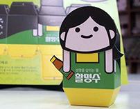 Dong-Hwa Papertoy