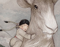 Choppi's Way Home. A Siberian epic for children