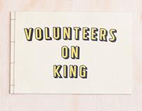 Volunteers on King