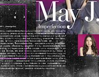 Magazine Design [猪猪音乐汇]