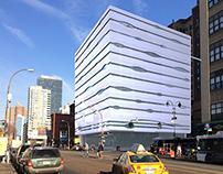 Leisure garage center, Manhattan, NY