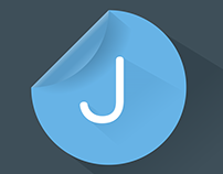 J Animation Logo