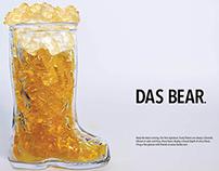 "PRINT // 2014 // ""Germany's Best Bear"""