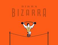 """Birra Bizarra - Con """"R"""" de Bizarra"""