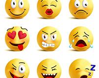 Emoji and icon design