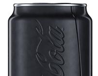 Coca Cola Can - 3d model