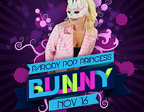 """""""Bunny"""" Poster"""