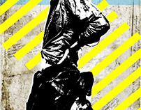 SlashMagazine Cover (personal work)