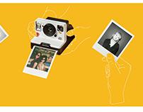 Polaroid Pop-up store