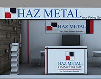 HAZ METAL BOOTH