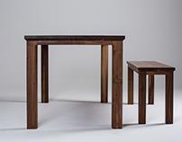 뮤 (MU) : table & bench