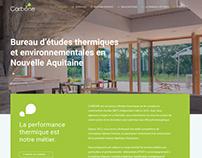 Bureau d'études thermiques Carbone