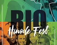 Hinode Fest Rio