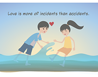 Love is more of Incidents than Accidents