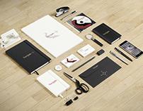 Navigate Logo and company branding.