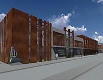 Trabalho de Conclusão de Curso-Arquitetura e Urbanismo