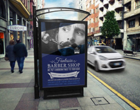 Barber Shop Poster Template Vol.2