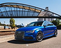 Ella -- My 2015 Audi S3