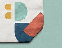 Defne Baby Logo & Branding