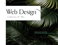 Web Design Collection 19 - 20