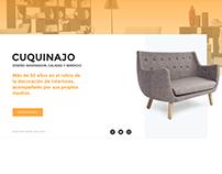 Cuqui Najo • Deco + Design Studio