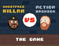 Ghostface Killah vs Action Bronson the Game