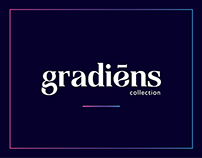 Gradiēns Abstract Posters