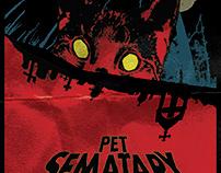 Pet Sematary Poster - Typographical Studies