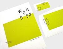 Wonder Restaurant Identity