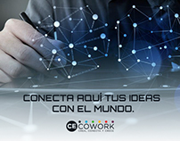 Post Facebook para Ce Cowork