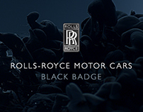 Rolls-Royce Motor Cars — Black Badge Microsite