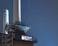 Penthouse, Battersea Power Station