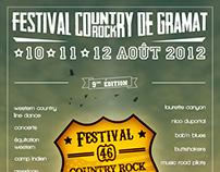 Festival Country de Gramat 2012
