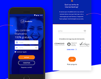 Guiabolso App Concept Design