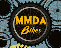 MMDA Bikes Posters