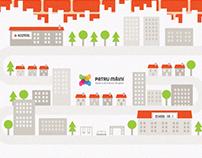 Patru Mâini - An app that changes local communities